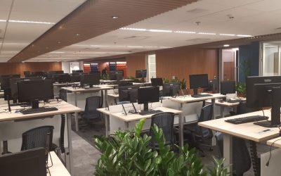 O novo escritório pelo olhar e momento de uma pandemia
